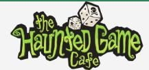Haunted Games Cafe